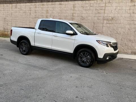 2020 Honda Ridgeline for sale at My Car Inc in Hialeah FL