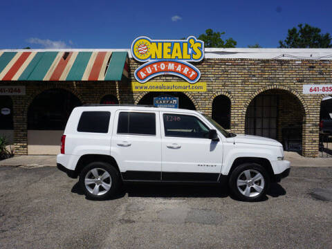 2017 Jeep Patriot for sale at Oneal's Automart LLC in Slidell LA