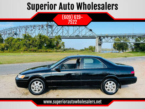 1999 Toyota Camry for sale at Superior Auto Wholesalers in Burlington NJ