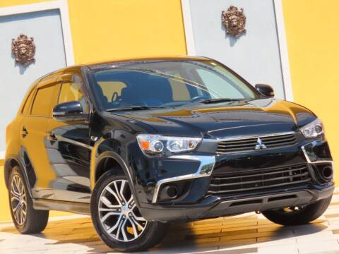 2017 Mitsubishi Outlander Sport for sale at Paradise Motor Sports LLC in Lexington KY