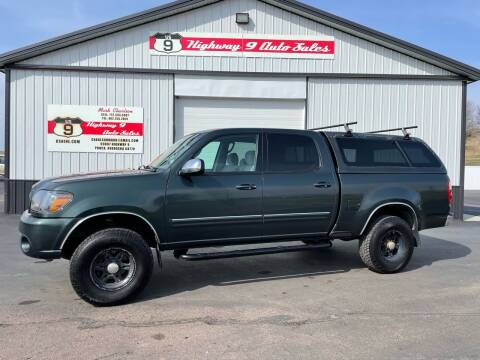 2006 Toyota Tundra for sale at Highway 9 Auto Sales - Visit us at usnine.com in Ponca NE