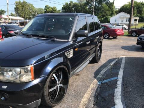 2008 Land Rover Range Rover Sport for sale at Mitchell Motor Company in Madison TN
