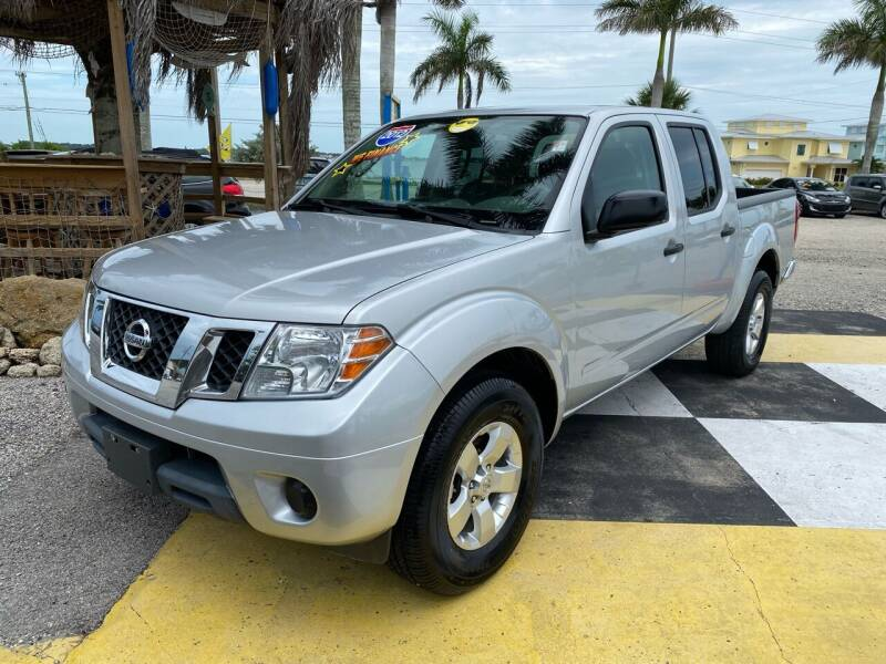 2012 Nissan Frontier for sale at D&S Auto Sales, Inc in Melbourne FL