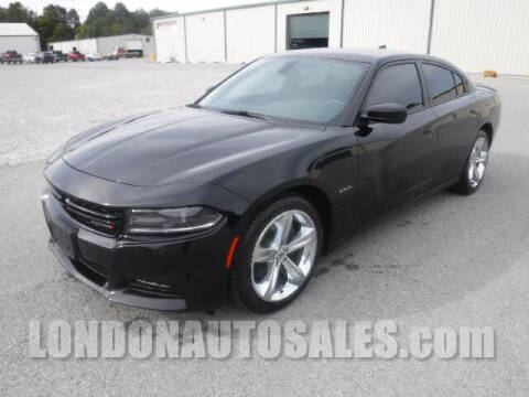 2018 Dodge Charger for sale at London Auto Sales LLC in London KY