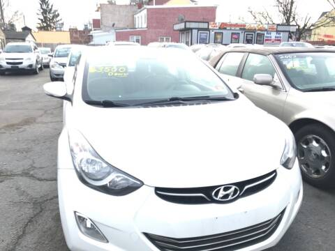 2011 Hyundai Elantra for sale at Chambers Auto Sales LLC in Trenton NJ