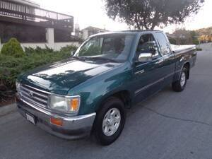 1997 Toyota T100 for sale at Inspec Auto in San Jose CA