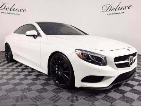 2015 Mercedes-Benz S-Class for sale at DeluxeNJ.com in Linden NJ