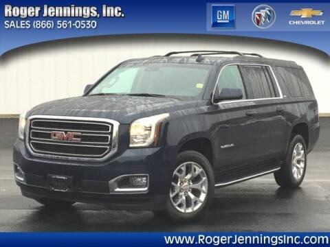 2019 GMC Yukon XL for sale at ROGER JENNINGS INC in Hillsboro IL