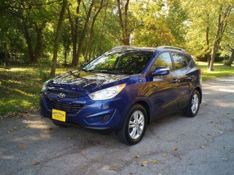 2012 Hyundai Tucson for sale at BestBuyAutoLtd in Spring Grove IL