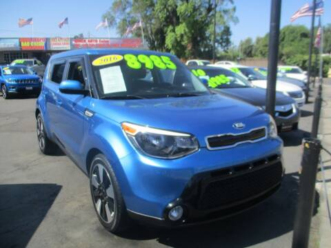 2016 Kia Soul for sale at Quick Auto Sales in Modesto CA