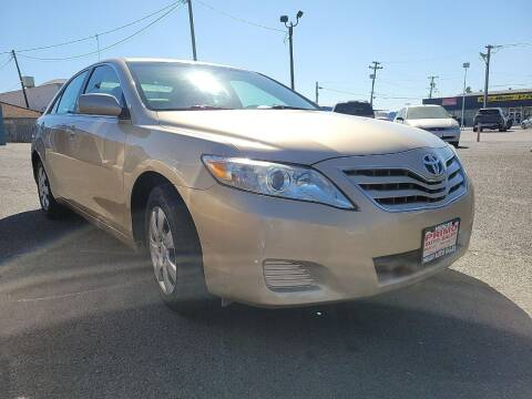 2010 Toyota Camry for sale at Primo Auto Sales in Merced CA