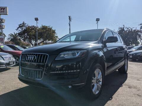 2011 Audi Q7 for sale at Convoy Motors LLC in National City CA