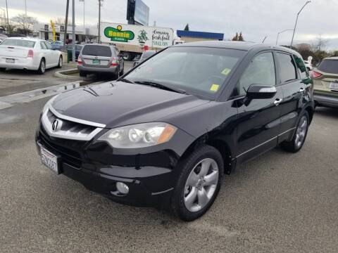 2007 Acura RDX for sale at Showcase Luxury Cars II in Pinedale CA