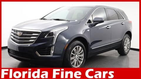 2018 Cadillac XT5 for sale at Florida Fine Cars - West Palm Beach in West Palm Beach FL