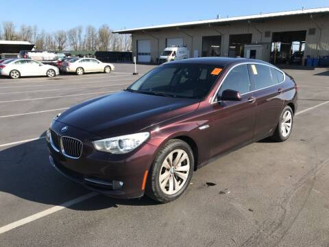 2012 BMW 5 Series for sale at The PA Kar Store Inc in Philadelphia PA