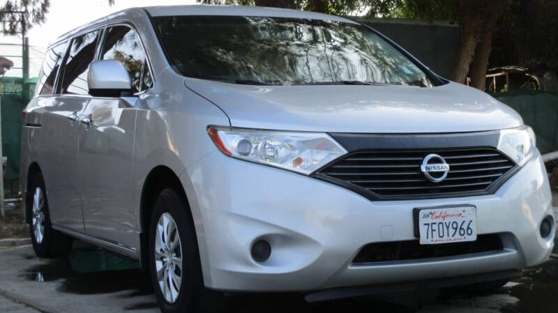 2014 Nissan Quest for sale at Auto Land in Ontario CA