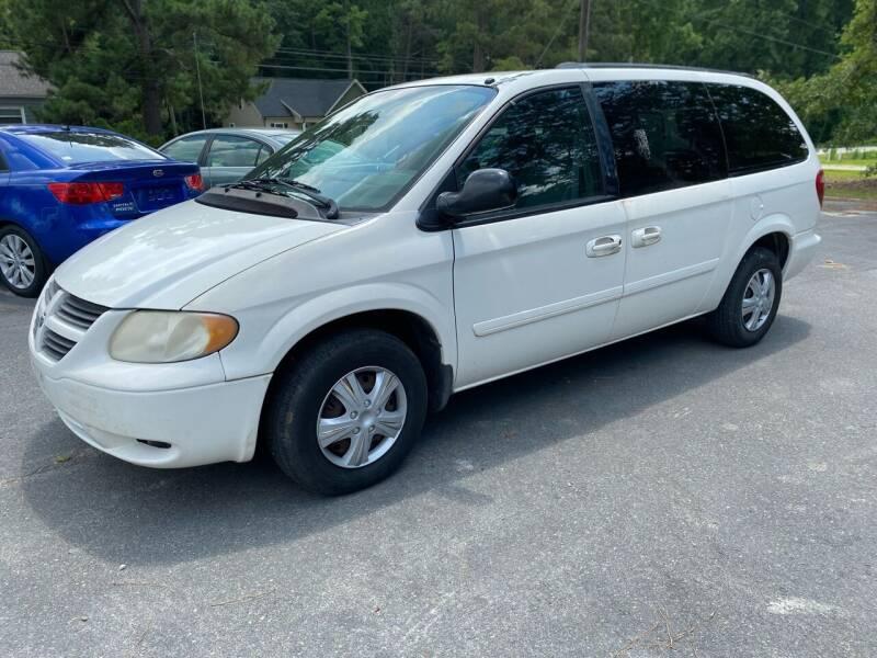 2005 Dodge Grand Caravan for sale at Tri State Auto Brokers LLC in Fuquay Varina NC