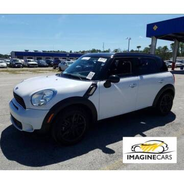 2012 MINI Cooper Countryman for sale at IMAGINE CARS and MOTORCYCLES in Orlando FL