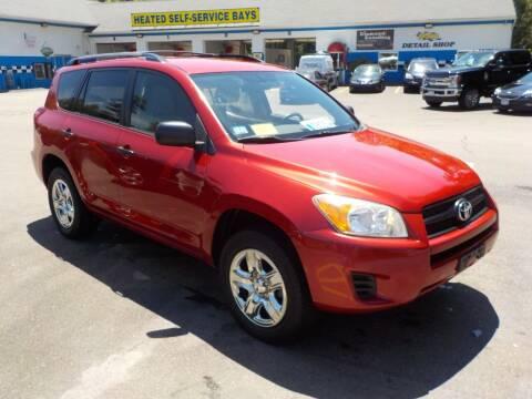 2011 Toyota RAV4 for sale at RTE 123 Village Auto Sales Inc. in Attleboro MA