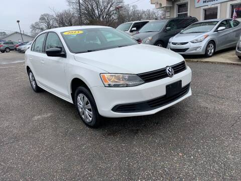 2013 Volkswagen Jetta for sale at Advantage Motors in Newport News VA