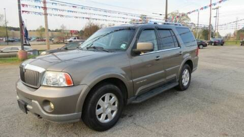 2003 Lincoln Navigator for sale at Minden Autoplex in Minden LA