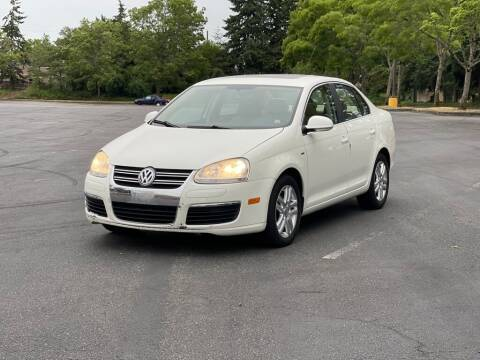 2007 Volkswagen Jetta for sale at H&W Auto Sales in Lakewood WA