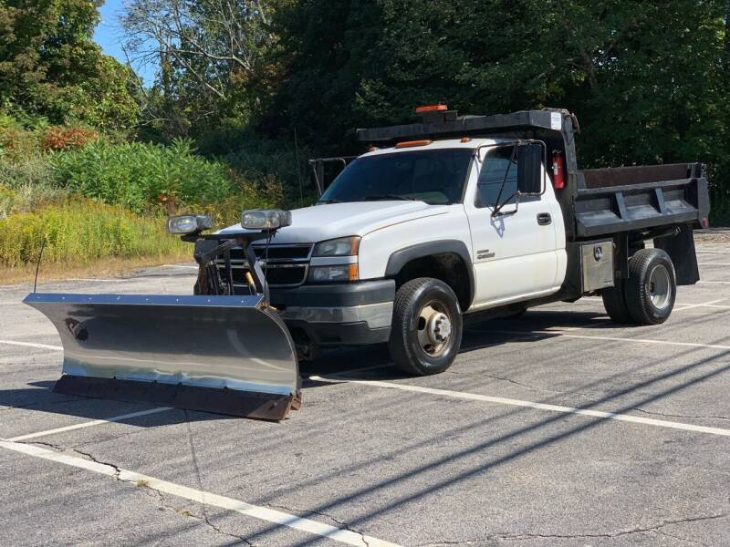 2006 Chevrolet Silverado 3500 for sale at Hillcrest Motors in Derry NH