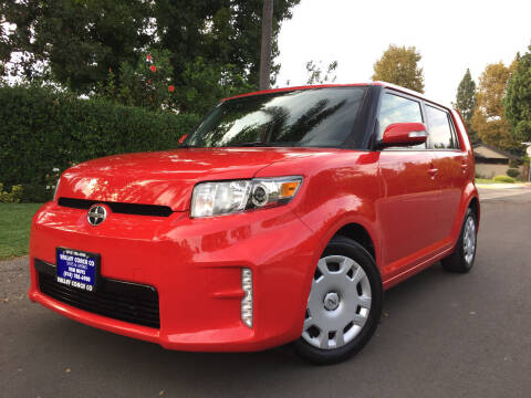 2015 Scion xB for sale at Valley Coach Co Sales & Lsng in Van Nuys CA