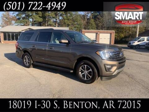 2019 Ford Expedition MAX for sale at Smart Auto Sales of Benton in Benton AR