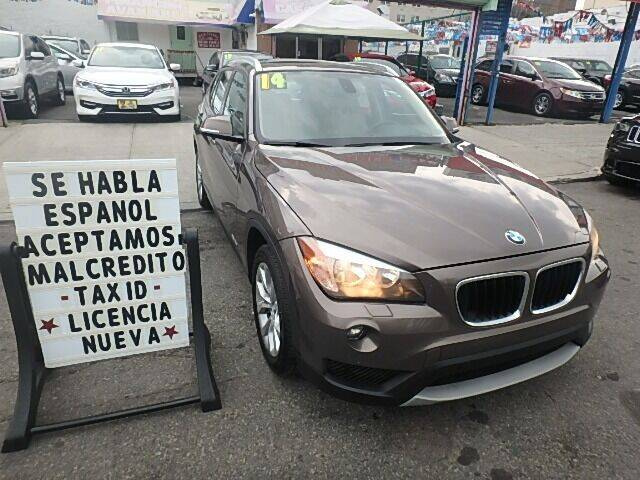 2014 BMW X1 for sale at Cedano Auto Mall Inc in Bronx NY