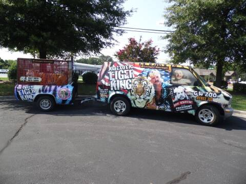 2005 Chevrolet Astro Cargo for sale at Carolina Classics & More in Thomasville NC