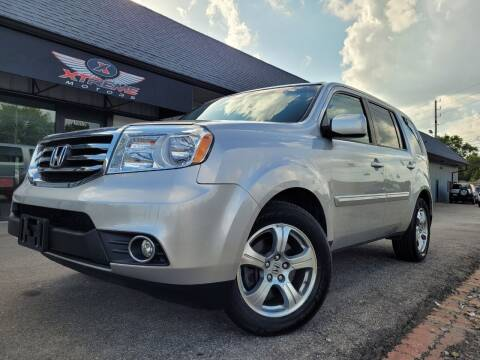 2013 Honda Pilot for sale at Xtreme Motors Inc. in Indianapolis IN