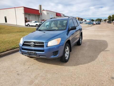 2010 Toyota RAV4 for sale at Image Auto Sales in Dallas TX