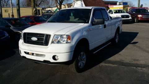 2008 Ford F-150 for sale at Nonstop Motors in Indianapolis IN