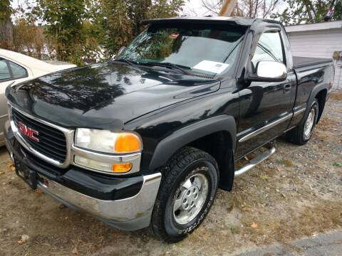 2002 GMC Sierra 1500 for sale at Auto Brokers of Milford in Milford NH