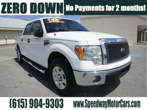 2012 Ford F-150 for sale at Speedway Motors in Murfreesboro TN