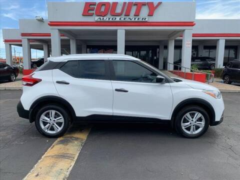 2018 Nissan Kicks for sale at EQUITY AUTO CENTER in Phoenix AZ
