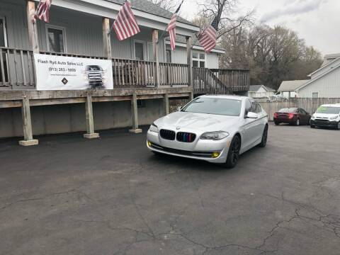 2013 BMW 5 Series for sale at Flash Ryd Auto Sales in Kansas City KS