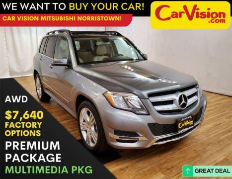 2013 Mercedes-Benz GLK for sale at Car Vision Mitsubishi Norristown in Trooper PA
