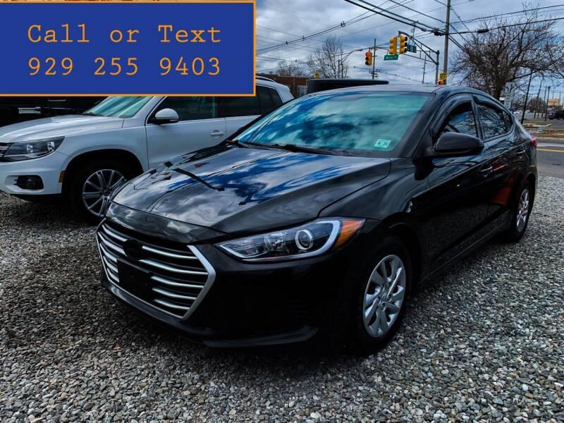 2017 Hyundai Elantra for sale in Port Monmouth, NJ