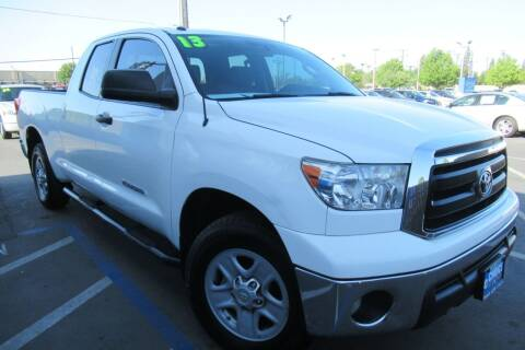 2013 Toyota Tundra for sale at Choice Auto & Truck in Sacramento CA