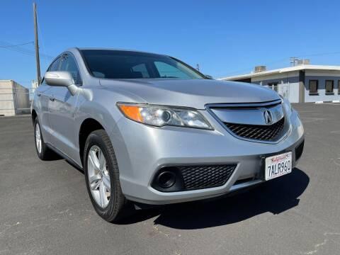 2013 Acura RDX for sale at Approved Autos in Sacramento CA