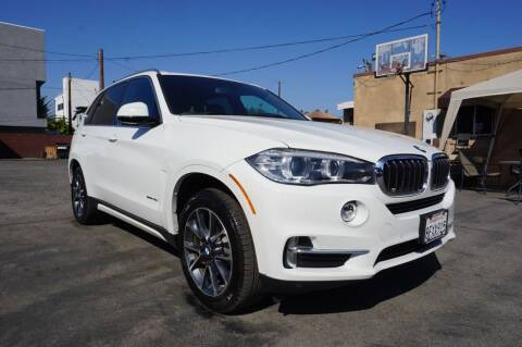 2018 BMW X5 for sale at Win Motors Inc. in Los Angeles CA