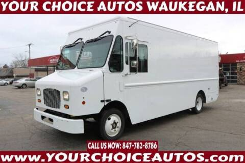 2016 Freightliner MT45 Chassis for sale at Your Choice Autos - Waukegan in Waukegan IL