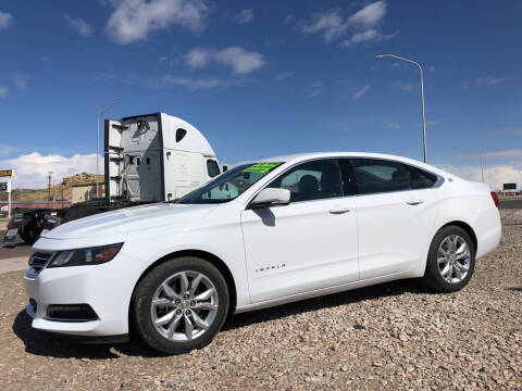 2020 Chevrolet Impala for sale at 1st Quality Motors LLC in Gallup NM
