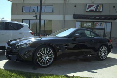 2018 Mercedes-Benz SL-Class for sale at Auto Assets in Powell OH