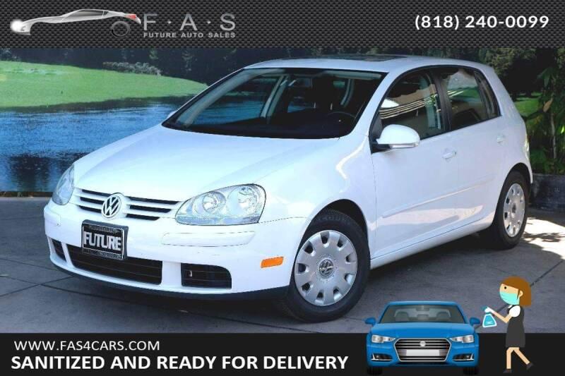 2009 Volkswagen Rabbit for sale at Best Car Buy in Glendale CA