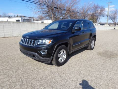 2014 Jeep Grand Cherokee for sale at A & R Auto Sale in Sterling Heights MI