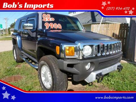 2008 HUMMER H3 for sale at Bob's Imports in Clinton IL