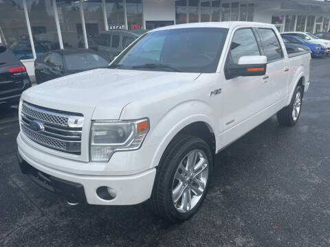 2013 Ford F-150 for sale at APX Auto Brokers in Edmonds WA
